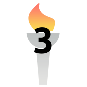 Torch Semi-Transparent 3